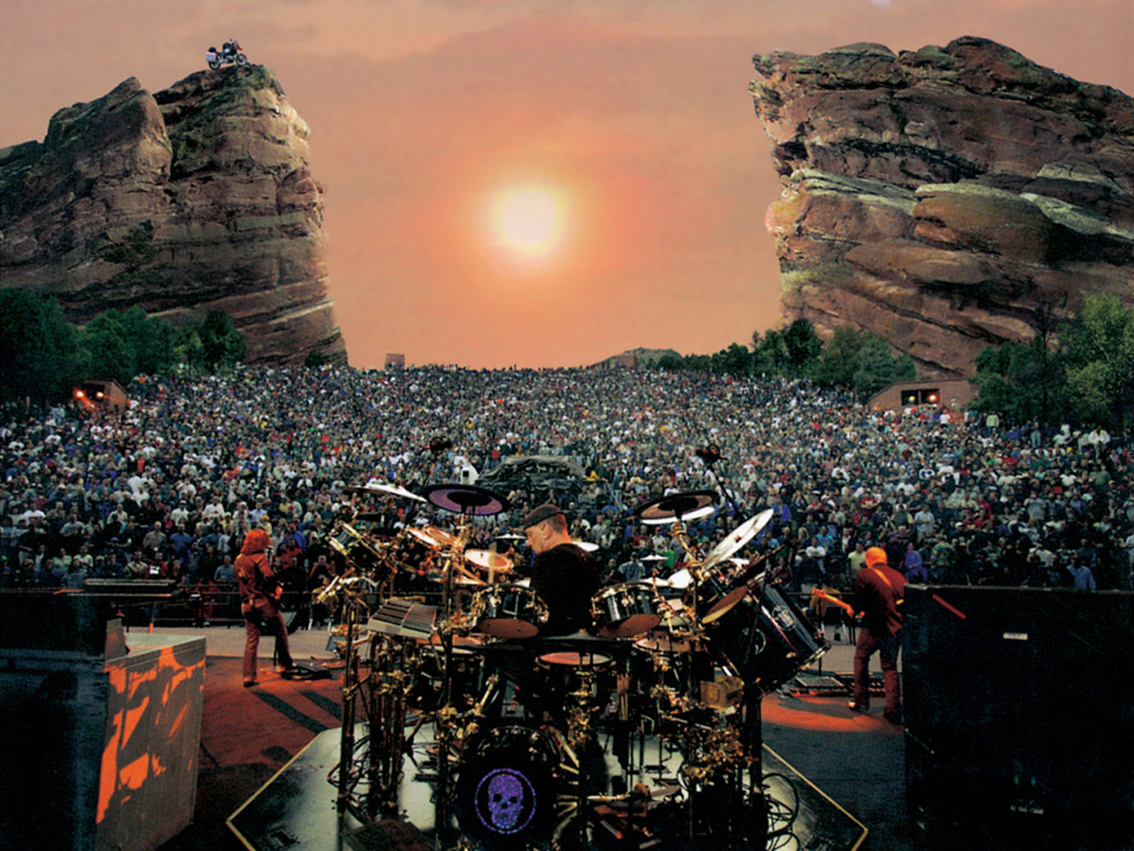 Red Rocks Amphitheatre Information | Red Rocks Amphitheatre